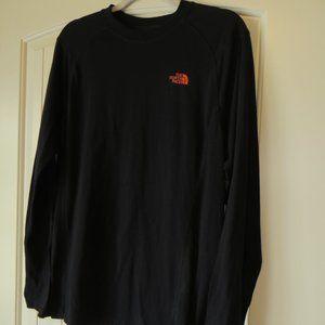 North Face FlashDry Large Long Sleeve Mens Shirt